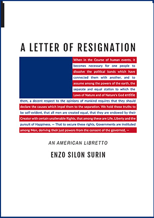 A Letter of Resignation Book Cover